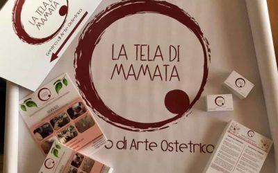 Un punto di riferimento per ogni mamma, dalla gravidanza al post parto: La Tela di Mamata delle ostetriche Sara Simoni ed Elisa Goffredi