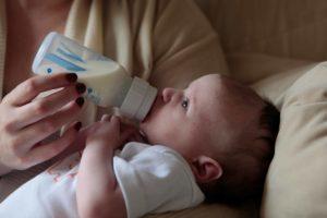 iniziativa a sostegno dell'allattamento Mantova