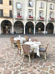 ristorante Grifone Bianco Mantova