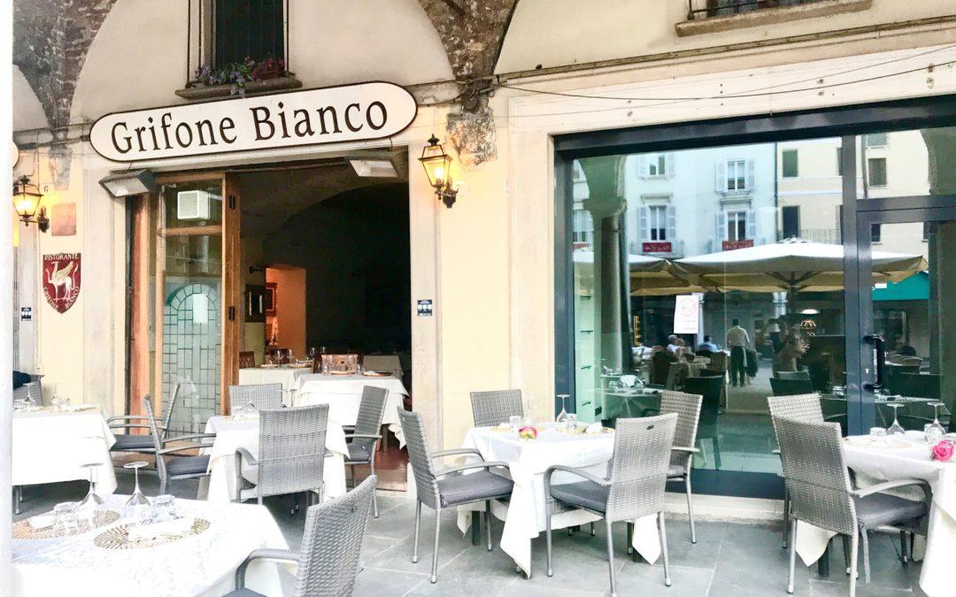 Ottimi piatti, gentilezza e un occhio di riguardo verso i bimbi piccoli: il Grifone Bianco di Mantova