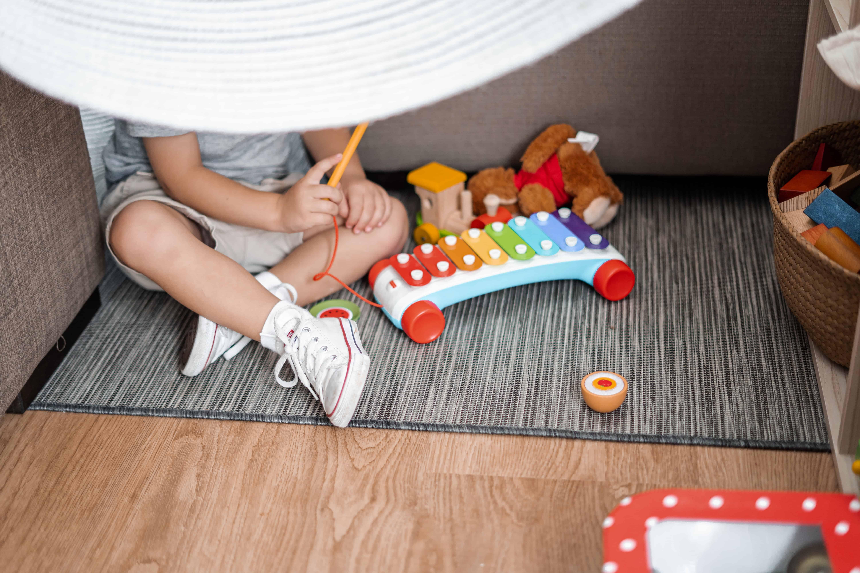 Giochi Di Pulire La Casa giochi e attività facili da fare a casa con i bimbi per