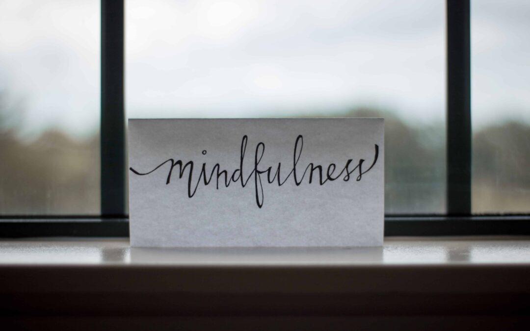 Scegliere di prenotare (o regalare) una seduta online di Mindfulness contro ansia e stress